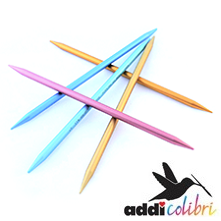 ADDI Colibri Double-pointed knitting needles